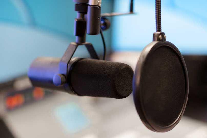 Podcast Technik in München