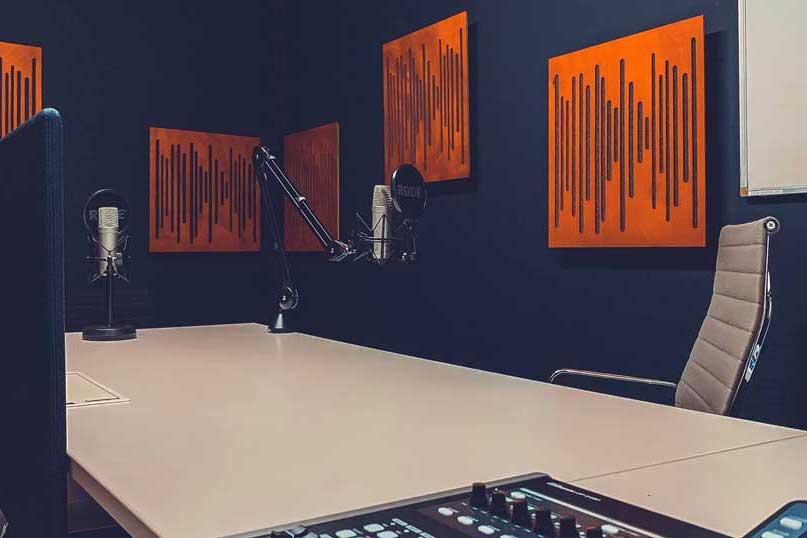 Podcast Studio München